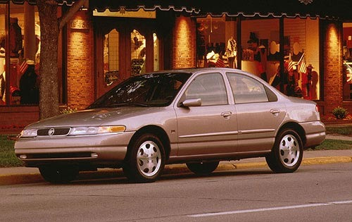 1997 mercury mystique sedan ls fq oem 1 500