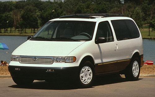 1997 mercury villager passenger minivan nautica fq oem 1 500