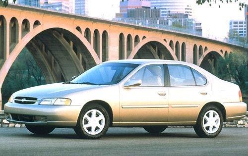 1997 nissan altima sedan xe 19975 fq oem 1 500