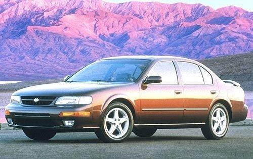 1997 nissan maxima sedan se fq oem 1 500