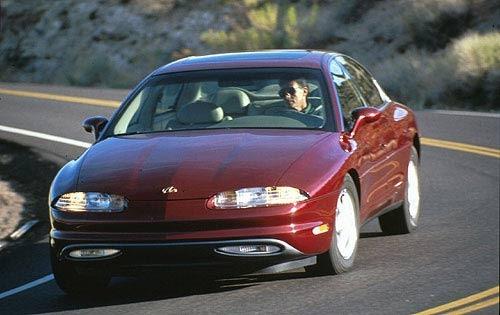 1997 oldsmobile aurora sedan base fq oem 1 500