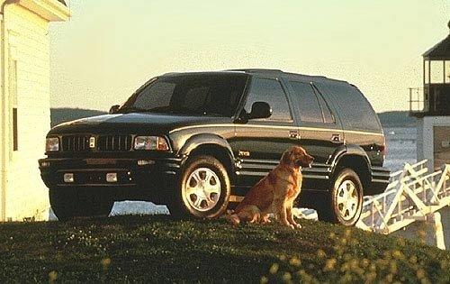 1997 oldsmobile bravada 4dr suv base fq oem 1 500