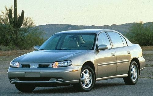 1997 oldsmobile cutlass sedan gls fq oem 1 500