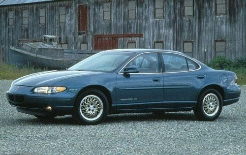 1997 pontiac grand prix sedan se fq oem 1 500