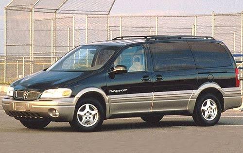 1997 pontiac trans sport passenger minivan se fq oem 1 500