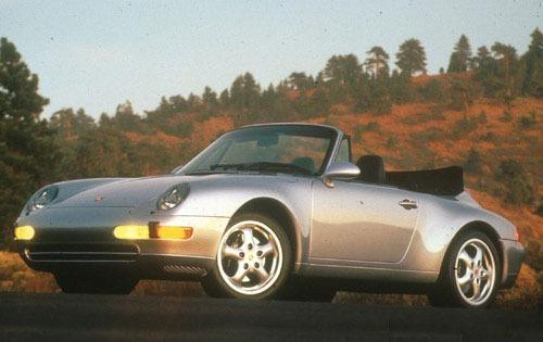 Maintenance Schedule For 1997 Porsche 911