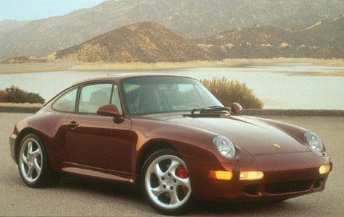 Maintenance Schedule For 1998 Porsche 911