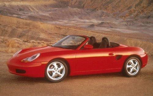 1997 porsche boxster convertible base fq oem 1 500