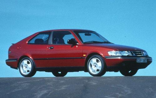 1997 saab 900 2dr hatchback se fq oem 1 500