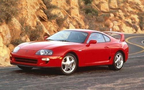 1997 toyota supra coupe base fq oem 1 500