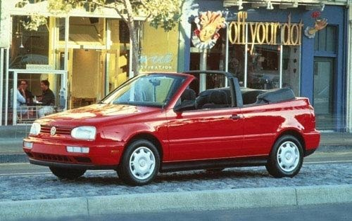 1997 volkswagen cabrio convertible base fq oem 1 500