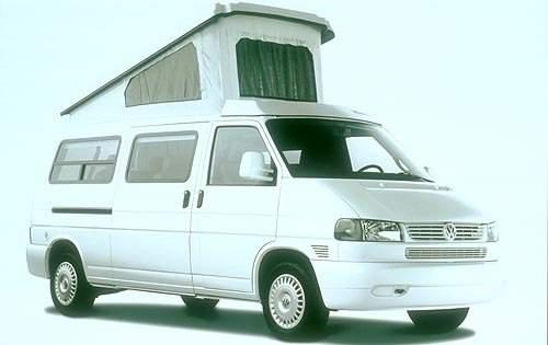 1997 volkswagen eurovan passenger minivan campmobile fq oem 1 500