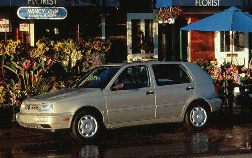 1997 volkswagen golf 4dr hatchback gl fq oem 1 500