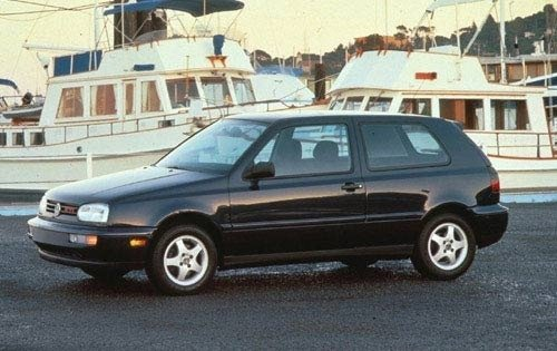1997 volkswagen gti 2dr hatchback base fq oem 1 500