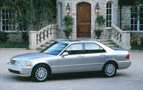 1998 acura rl sedan 35 special edition fq oem 1 500