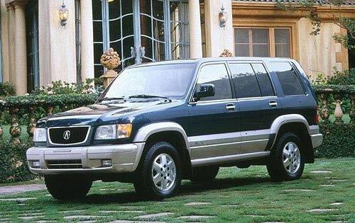 1998 acura slx 4dr suv base fq oem 1 500