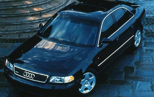 1998 audi a8 sedan base fq oem 1 500