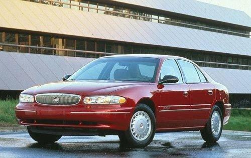1998 buick century sedan custom fq oem 1 500