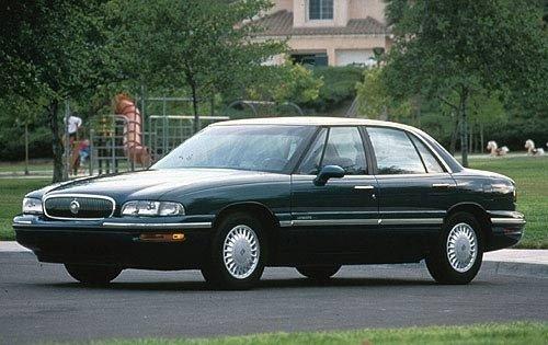 1998 buick lesabre sedan custom fq oem 1 500