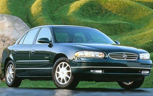 1998 buick regal sedan ls fq oem 1 500