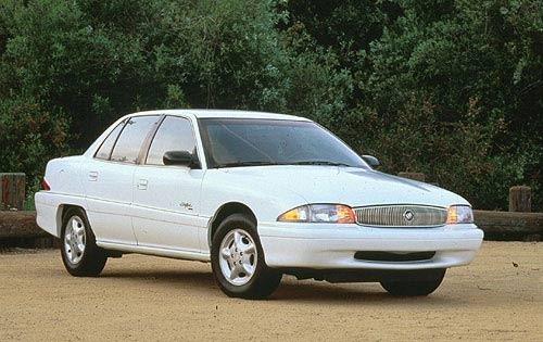 1998 buick skylark sedan custom fq oem 1 500