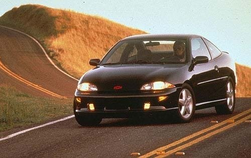 1998 chevrolet cavalier coupe z24 fq oem 1 500