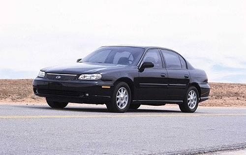 1998 chevrolet malibu sedan ls fq oem 1 500