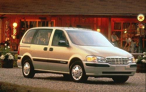 1998 chevrolet venture passenger minivan base fq oem 1 500