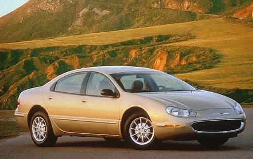 1998 chrysler concorde sedan lxi fq oem 1 500