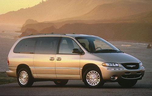 1998 chrysler town and country passenger minivan lxi fq oem 1 500