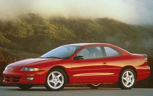 1998 dodge avenger coupe es fq oem 1 500
