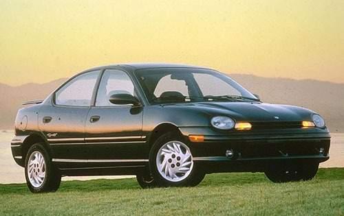 1998 dodge neon sedan sport fq oem 1 500