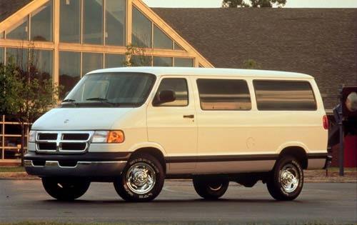 1998 dodge ram wagon passenger van 2500 slt fq oem 1 500