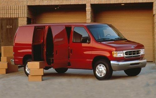 1998 ford e 150 cargo van econoline fq oem 1 500