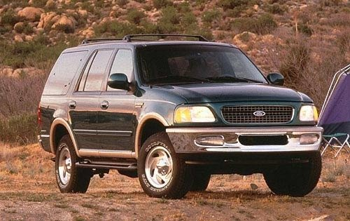 1998 ford expedition 4dr suv eddie bauer fq oem 1 500