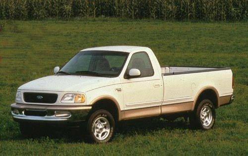 1998 ford f 150 regular cab pickup lariat fq oem 1 500