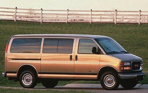 1998 gmc savana passenger van g2500 fq oem 1 500