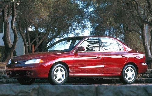 Maintenance Schedule For 1997 Hyundai Elantra Openbay