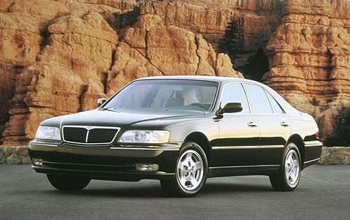 1998 infiniti q45 sedan touring fq oem 1 500