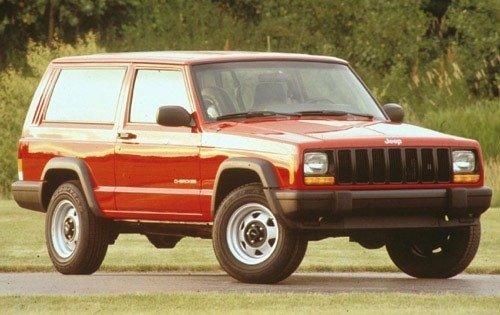 1998 jeep cherokee 2dr suv se fq oem 1 500