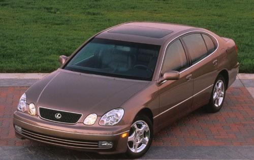 1998 lexus gs 300 sedan base fq oem 1 500