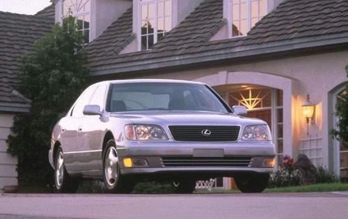 1998 lexus ls 400 sedan base fq oem 1 500