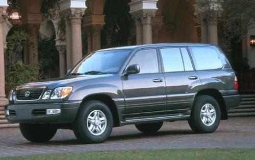 1998 lexus lx 470 4dr suv base fq oem 1 500