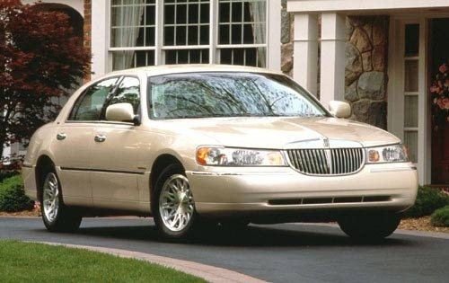 1998 lincoln town car sedan executive fq oem 1 500