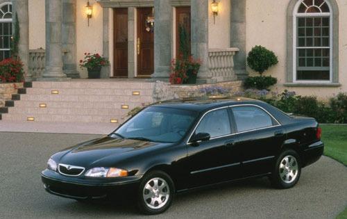 1998 mazda 626 sedan es fq oem 1 500