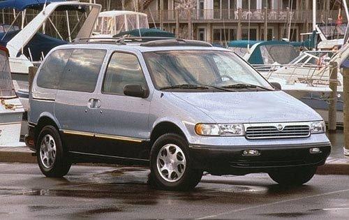 1998 mercury villager passenger minivan nautica fq oem 1 500