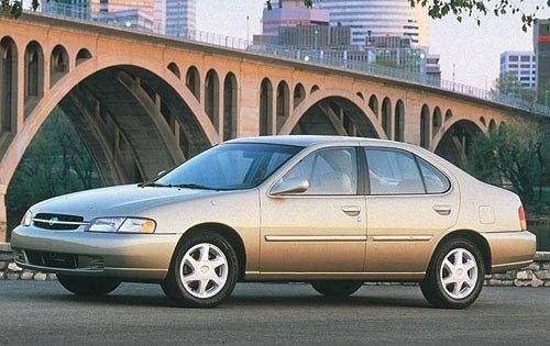 1998 nissan altima sedan gxe fq oem 1 500