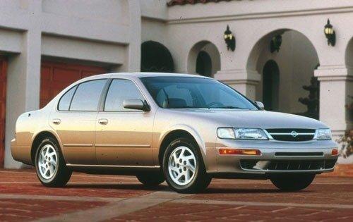 1998 nissan maxima sedan gle fq oem 1 500