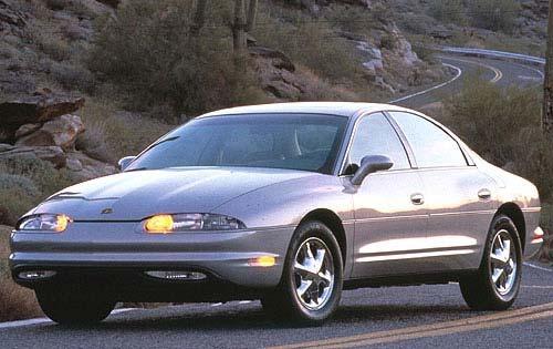 1998 oldsmobile aurora sedan base fq oem 1 500