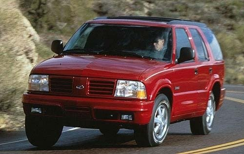 1998 oldsmobile bravada 4dr suv base fq oem 1 500